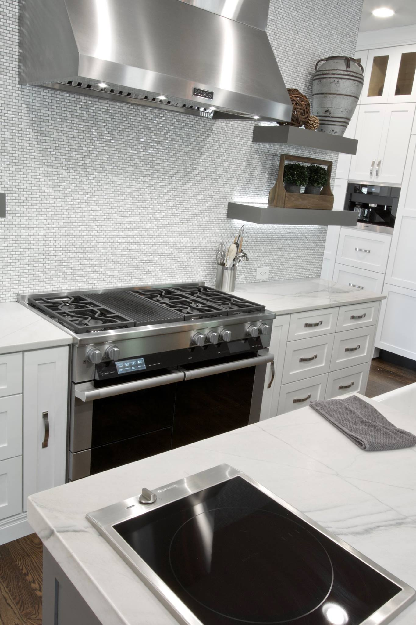 Miele Professional Appliances - Come touch, feel, and see why they are the best.  Located in Suwanee Georgia our factory showroom features the best in professional grade appliances and designer kitchen cabinetry. Just drop in or call to reserve an appoint